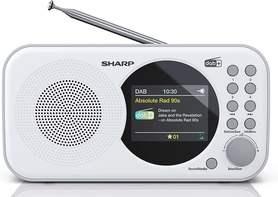 Sharp DR-P320WH przenośne radio cyfrowe