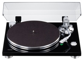 Gramofon TEAC TN-3B Black